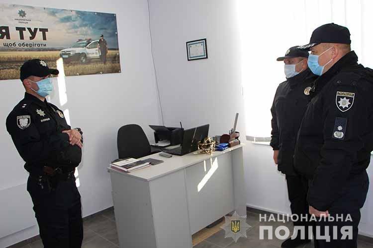 Трибухівська ОТГ, що на Тернопільщині, відтепер має дільничного (ФОТО)