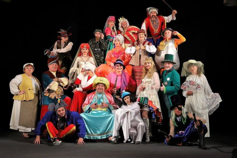 Дім, в якому живуть казки: Тернопільському академічному театру актора і ляльки – 40 років (фото)