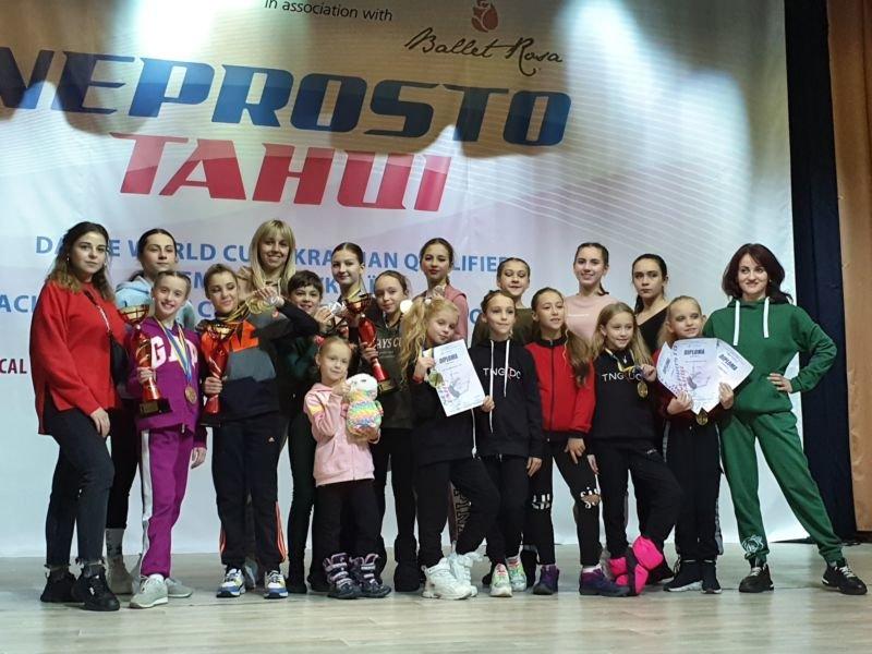 Тернопільські танцівники здобули 25 медалей на чемпіонаті України (фото)