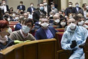 Рада хоче штрафувати бізнесменів за відсутність масок у клієнтів