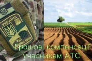 У Тернополі 153 учасники бойових дій отримали грошову компенсацію за земельні ділянки
