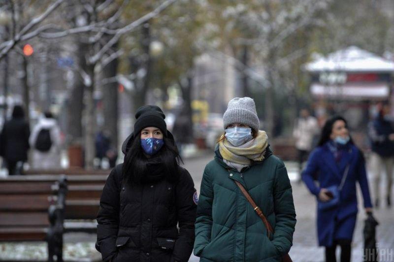 Коронавірус в Україні – 5676 нових хворих на 8 січня