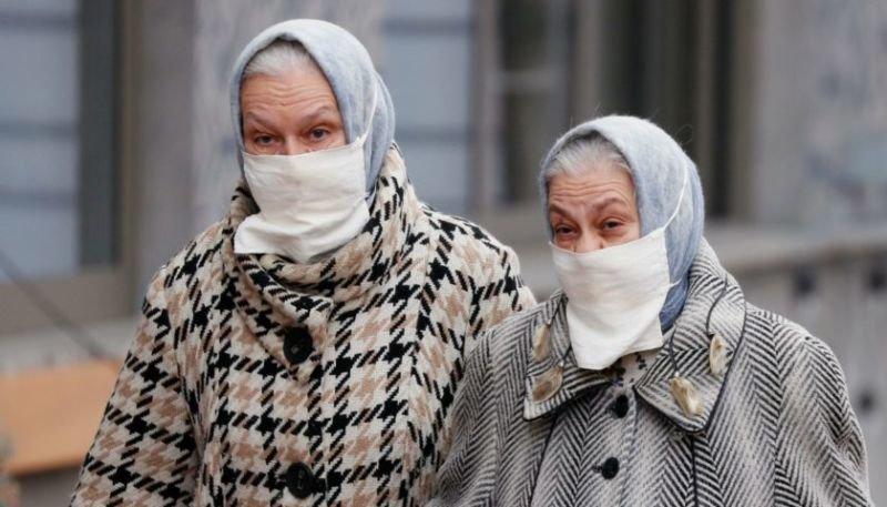 Коронавірус в Україні: менше 8 тисяч нових і 144 летальних випадки