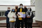 Студенти й викладачі ЗУНУ взяли участь в акції «16 днів проти насильства» (ФОТО)