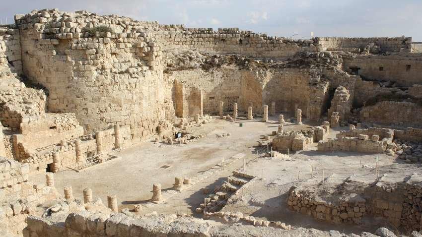 Похований під землею палац Ірода відкриють для туристів