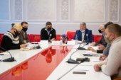 На засіданні Громадської ради розглянули важливі для Тернопільщини питання (ФОТО)