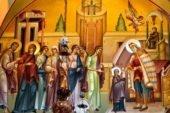 Пренепорочна Діва входить у Святеє Святих: сьогодні – Введення  у храм Пресвятої Богородиці