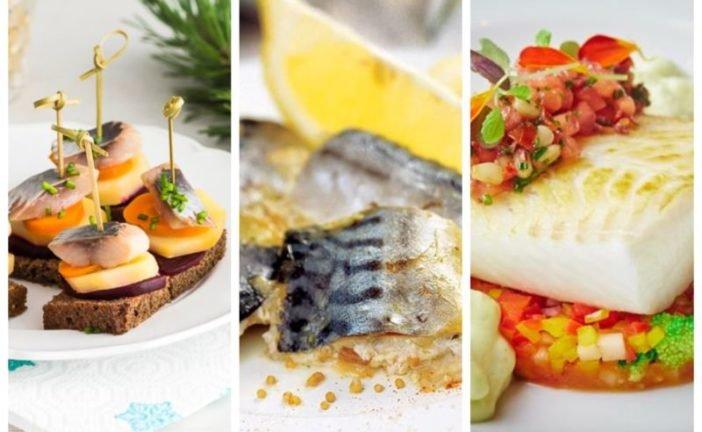 Топ-10 страв із риби