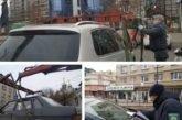 У Тернополі найбільше порушень правил паркування авто – в центрі міста