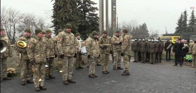 У Тернополі молитвою вшанували пам'ять загиблих військовослужбовців (ФОТО)