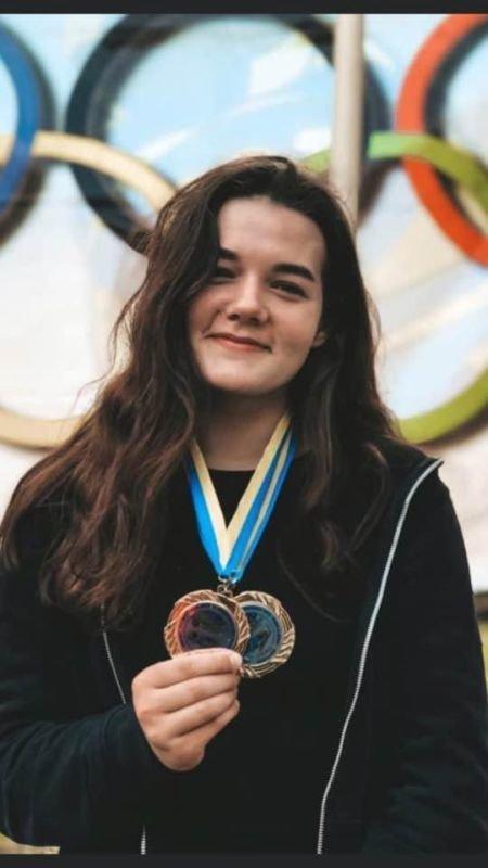 Студентка ЗУНУ виборола «бронзу» на Чемпіонаті Європи з санного спорту