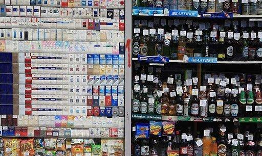 Легальний алкоголь та цигарки принесли бюджетам Тернопільщини 106,6 млн грн