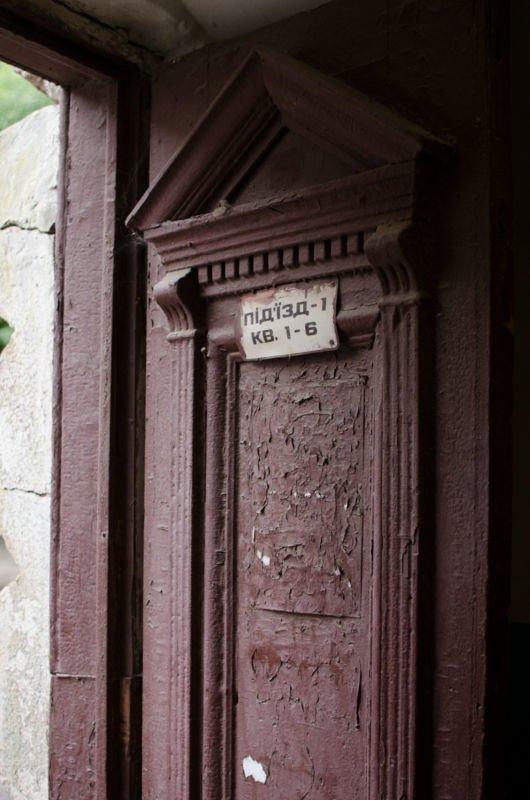 Збережемо старовинні двері на Опільського: у Тернополі волонтери об'єдналися, аби врятувати частинку історії міста (ФОТО)