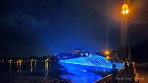 У Тернополі вандали пошкодили родзинку міста – аераційний фонтан