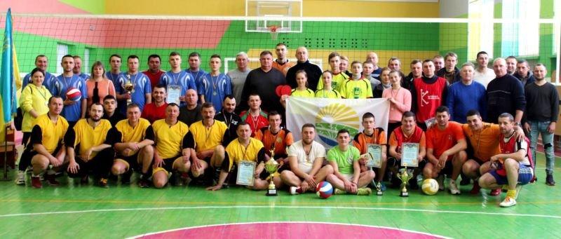 Турнір з волейболу у Великогаївській територіальній громаді присвятили пам'яті Героїв Небесної Сотні