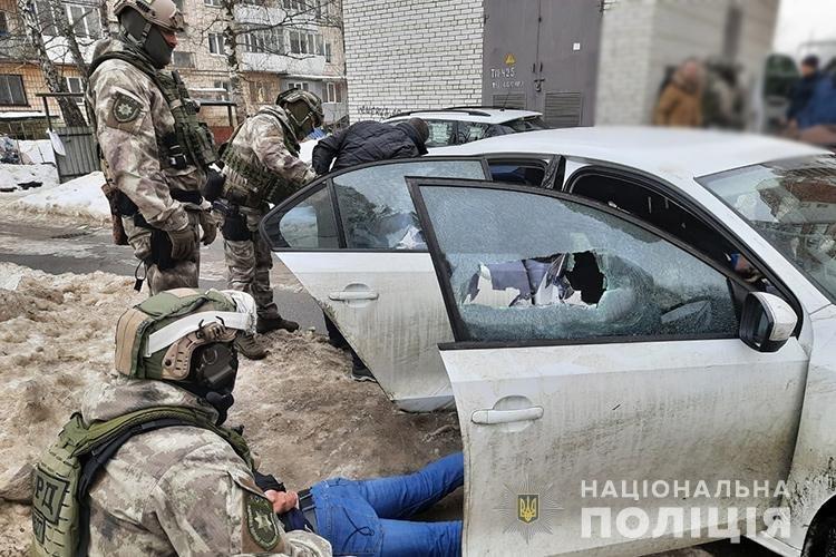 «Домушники» із Запоріжжя обкрадали квартири тернополян