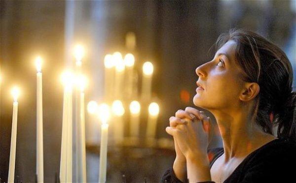 Молитва – наша ниточка з Богом