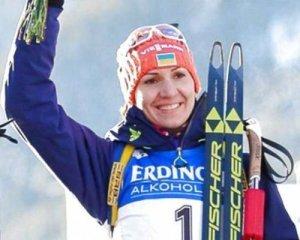 Олена Підгрушна «вирвала» першу медаль для України на чемпіонаті світу з біатлону