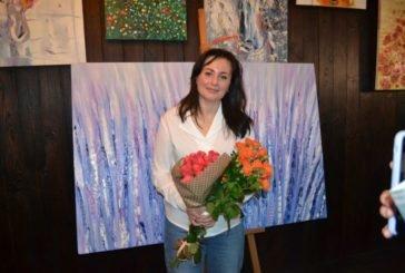 Тернопільська художиця Олеся ГУДИМА: