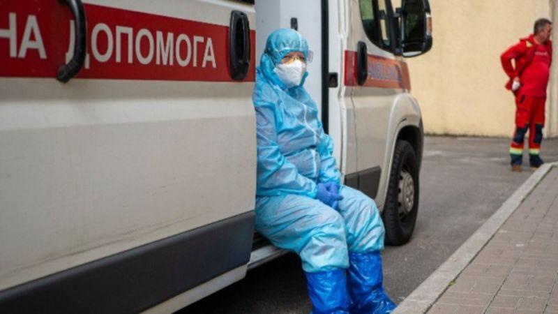 В Україні виявили понад 5 тисяч нових випадків COVID-19