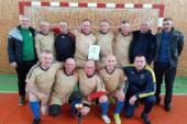 Теребовлянські ветерани - чемпіони Тернопільщини