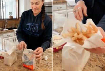 Американка 17 років зберігала їжу з McDonald's: що з цього вийшло