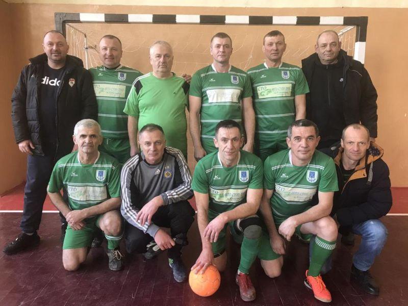 Визначилися учасники фіналу «чотирьох» ветеранського чемпіонату Тернопільщини (45+)