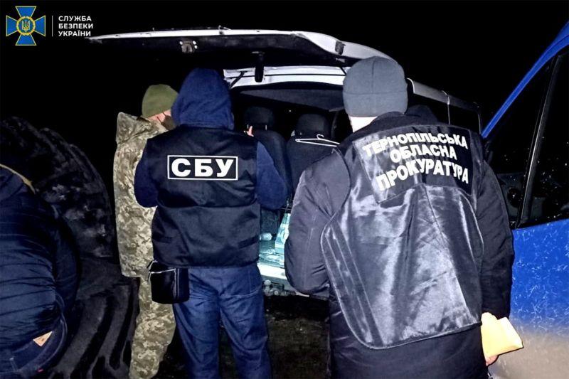 На Тернопільщині СБУ викрила високопосадовця податкової інспекції на хабарі в мільйон гривень