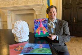«Тернопільський лондонець» Микола Солонер готує вражаючий проєкт у Вишнівецькому палаці