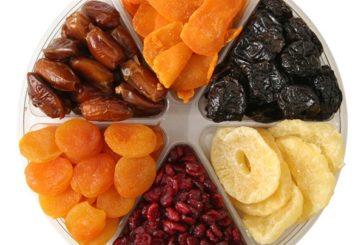 Сухофрукти корисні для серця та судин