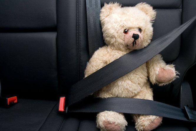 Штраф за непристебнутий ремінь безпеки в авто: порівняння покарання в Україні та ЄС