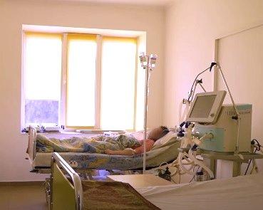 У міських лікарнях Тернополя розгорнуто 461 ліжко для надання допомоги пацієнтам з COVID-19