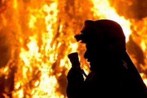 У Монастириську під час пожежі врятували двох людей