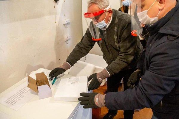 На Тернопільщину доставили 1170 доз вакцини Pfizer: хто отримає