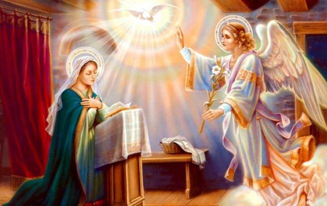 Благовіщення – початок нашого спасіння