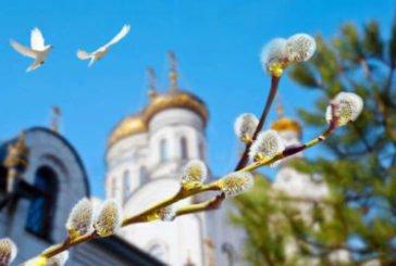 Традиції Вербної неділі. Чому українці святять гілля, як його прикрасити та що робити зі старим