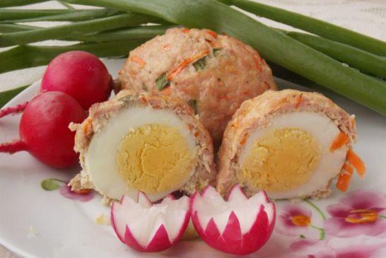Яйця на Великдень: що приготувати з варених крашанок