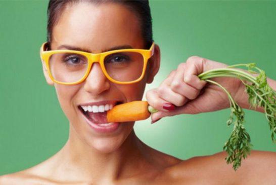 Які продукти допоможуть зміцнити зір