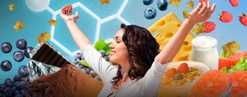 Вони «дарують» гормон щастя: продукти для поліпшення настрою