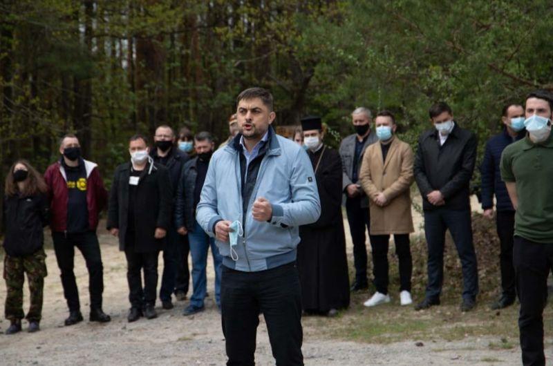 На межі Тернопільщини й Рівненщини, де був найбільший бій УПА проти НКВС, проходить теренова гра «Гурби-Антонівці»