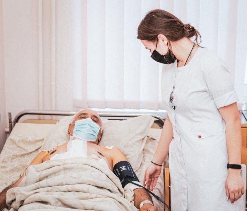 У лікарнях Тернополя завантаженість ліжок, виділених для пацієнтів з COVID-19, не перевищує 20%