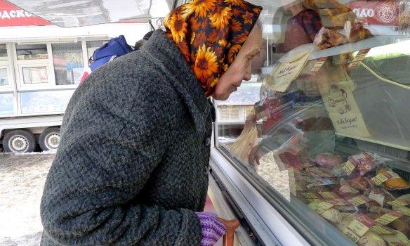 В Україні прожитковий мінімум не встигає за ціновим «максимумом»