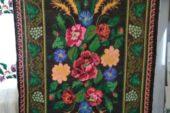 Унікальну колекцію вишитих килимів зібрали в Національному заповіднику «Замки Тернопілля»