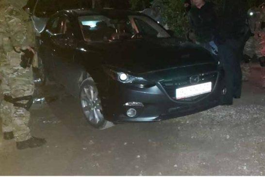 На Тернопільщині затримали групу автозлодіїв: двоє з них - із Київщини