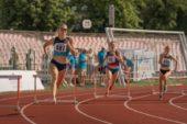 Спортсмени ЗУНУ - переможці чемпіонату України з легкої атлетики