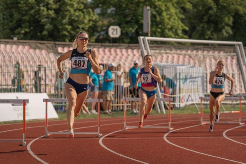 Спортсмени ЗУНУ – переможці чемпіонату України з легкої атлетики