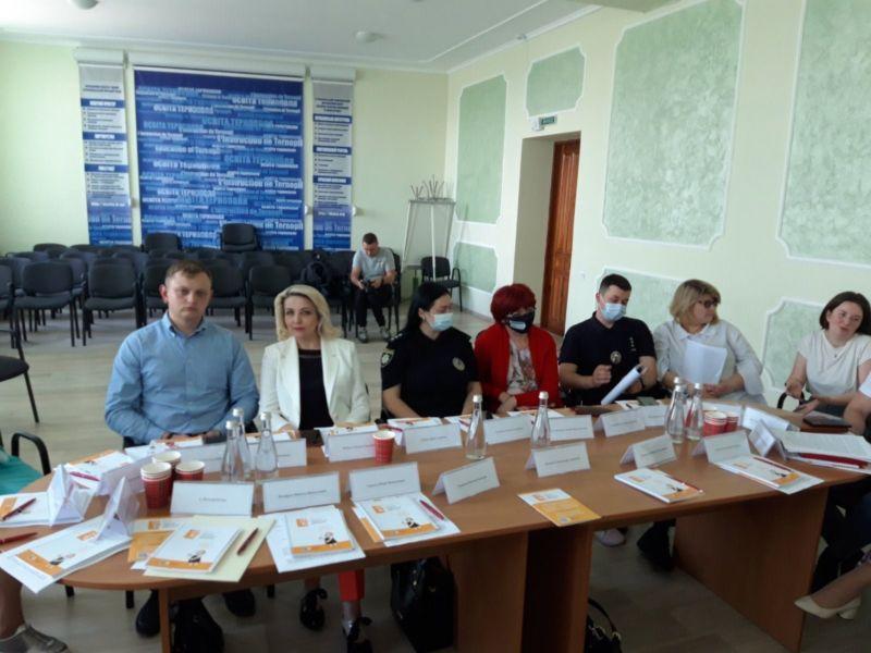Соціально-гуманітарний факультет ЗУНУ – учасник програми захисту від насилля над дітьми