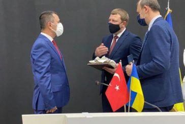 Керівник Тернопільщини Володимир Труш презентував у Туреччині туристичний потенціал області