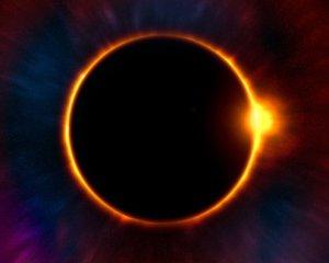 Сонячне затемнення: коли тернополяни можуть побачити унікальне «вогняне кільце»