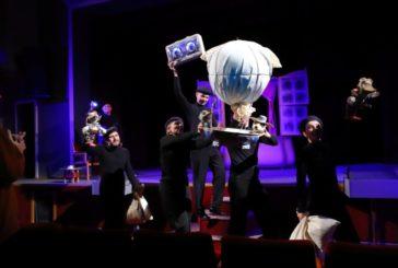 «А хай то Качка копне»: Тернопільський театр актора і ляльки запрошує на прем'єру (фото)